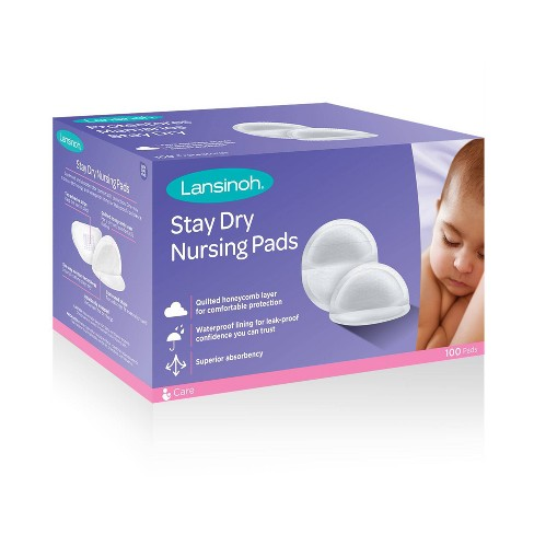 Lansinoh Disposable Nursing Pads 100ct : Target