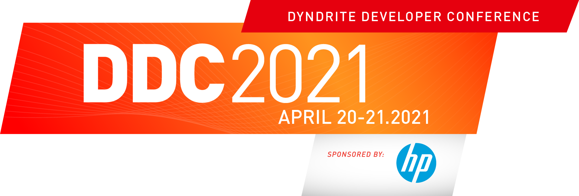Dyndrite Developer Conference April 20-21, 2021