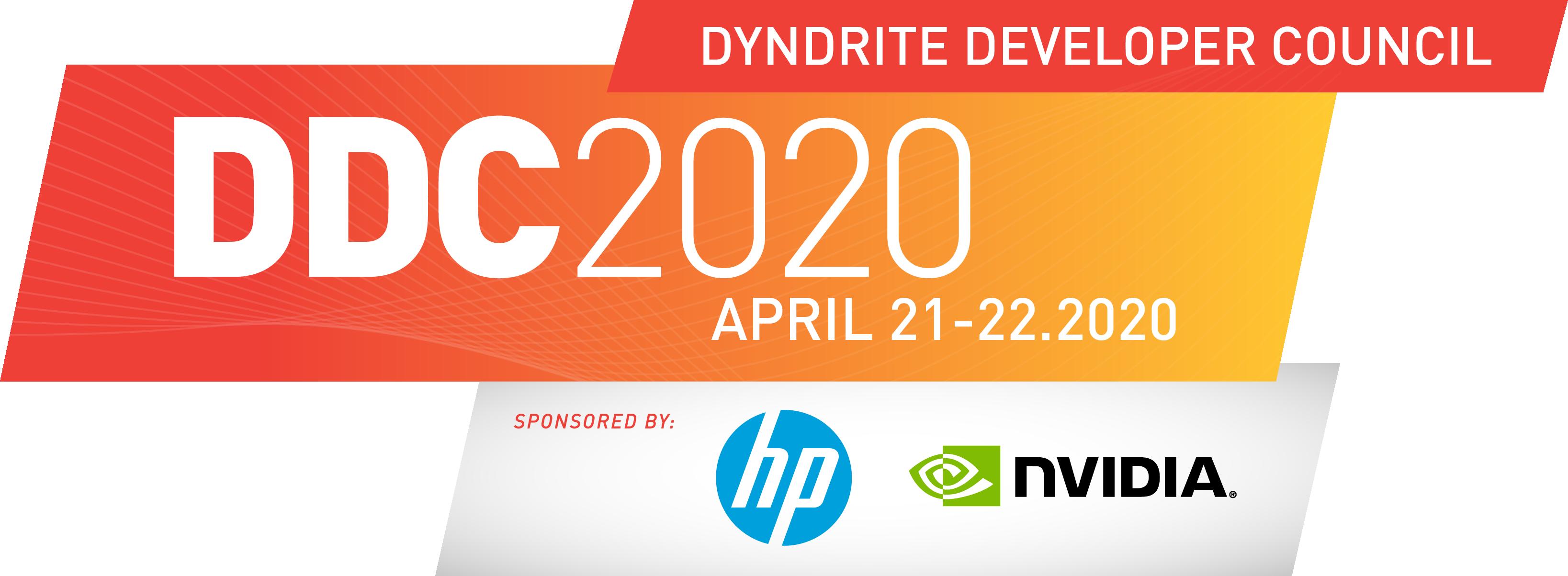 Dyndrite Developer Conference April 20-21, 2021