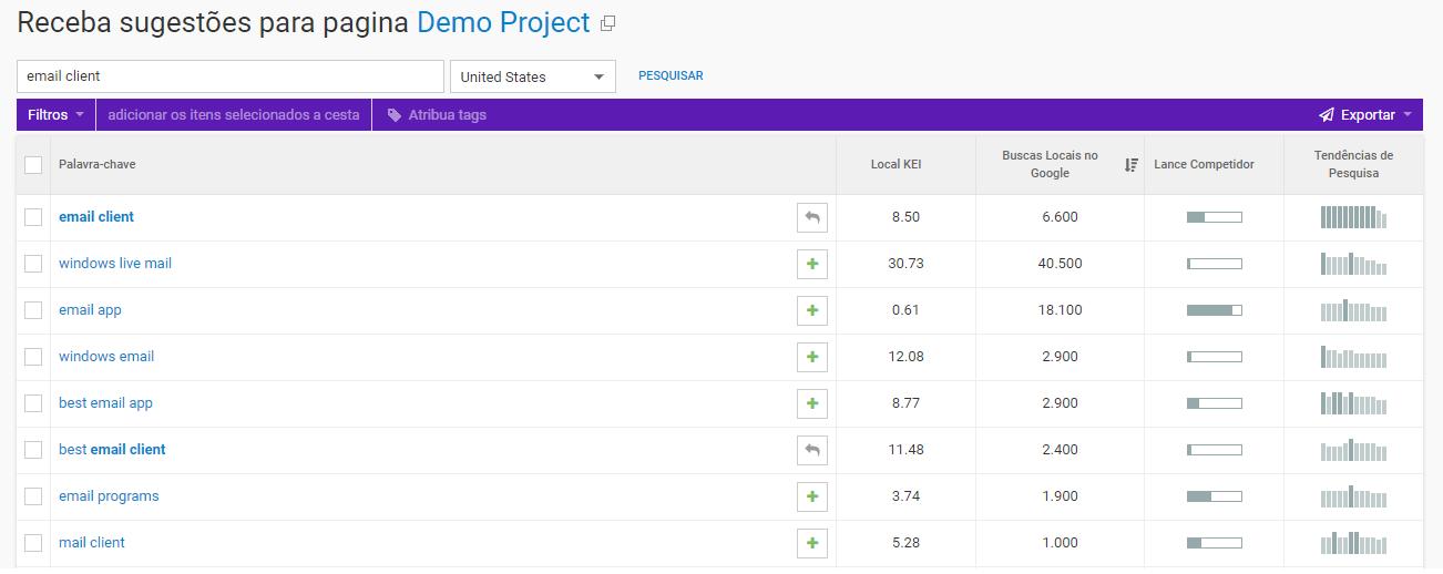 ranking seo enterprise - webpeak