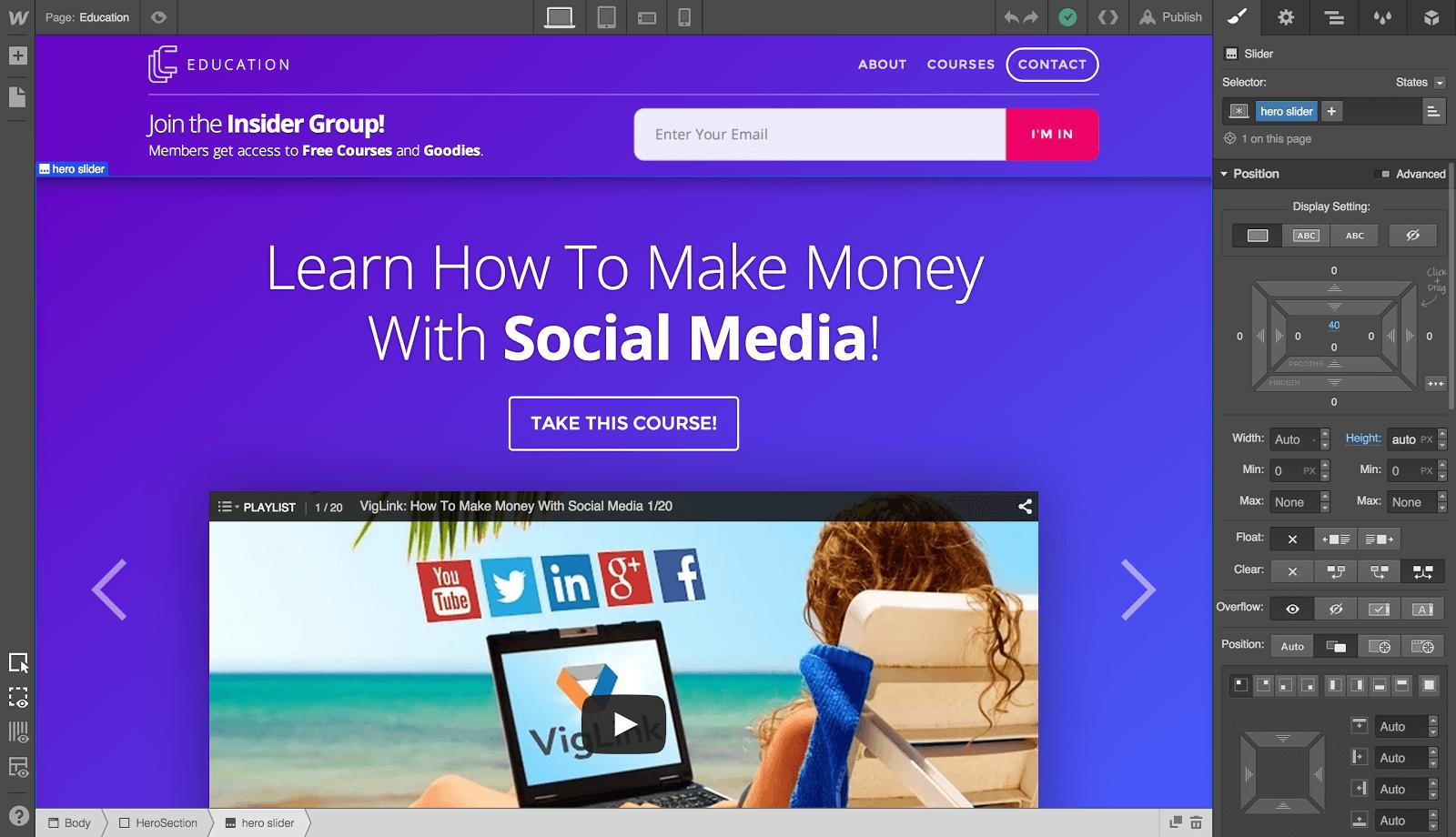 WebFlow - Tudo sobre o melhor CMS para sites do mundo