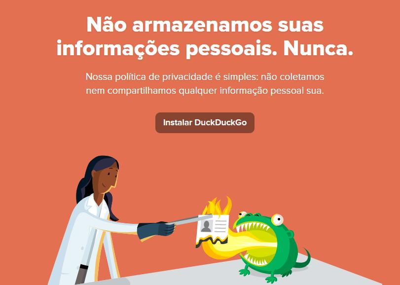 DuckDuckGo vs Google: Conheça as Diferenças