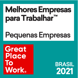 Somos GPTW: uma das melhores empresas para trabalhar no Brasil