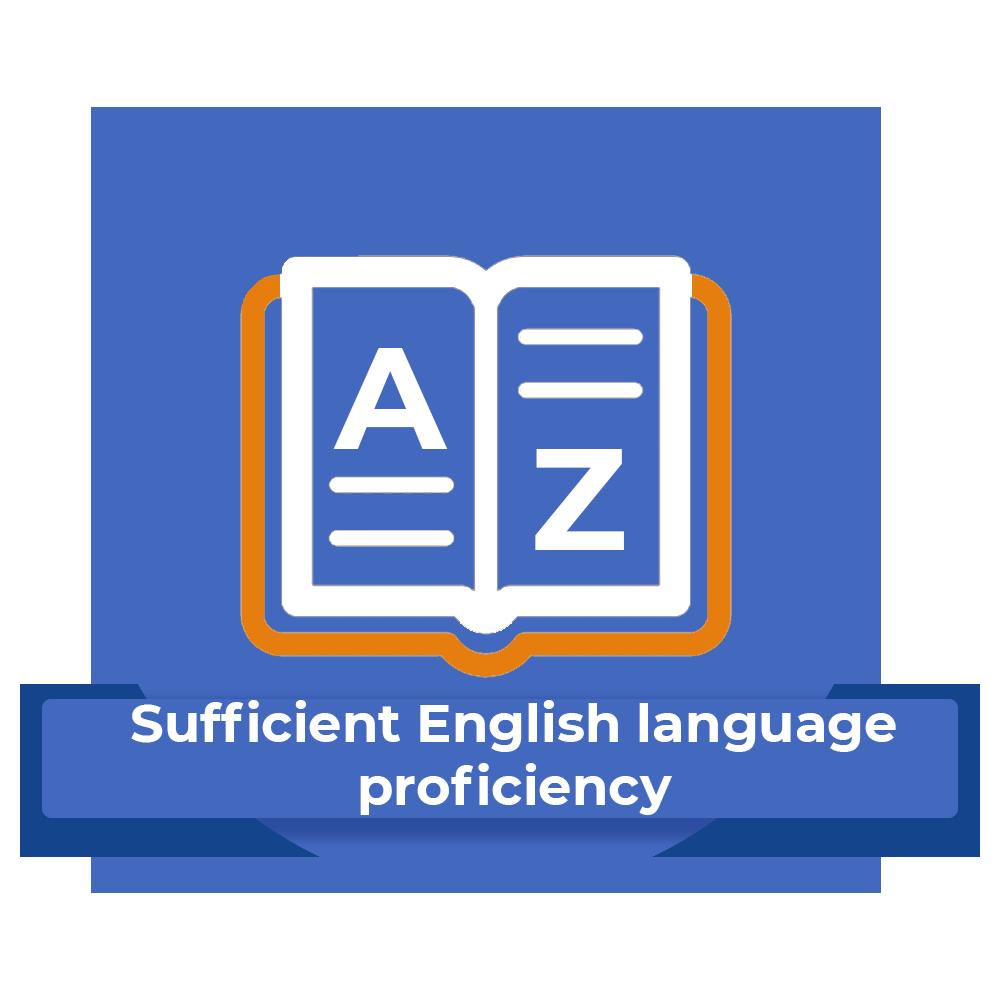 have english language capabilities