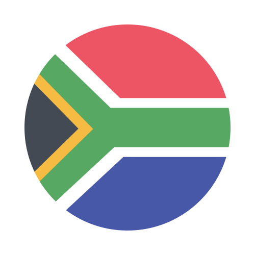 south african flag symbol