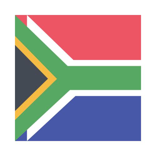 south african flag symbol