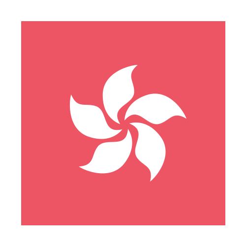 hong kong flag image