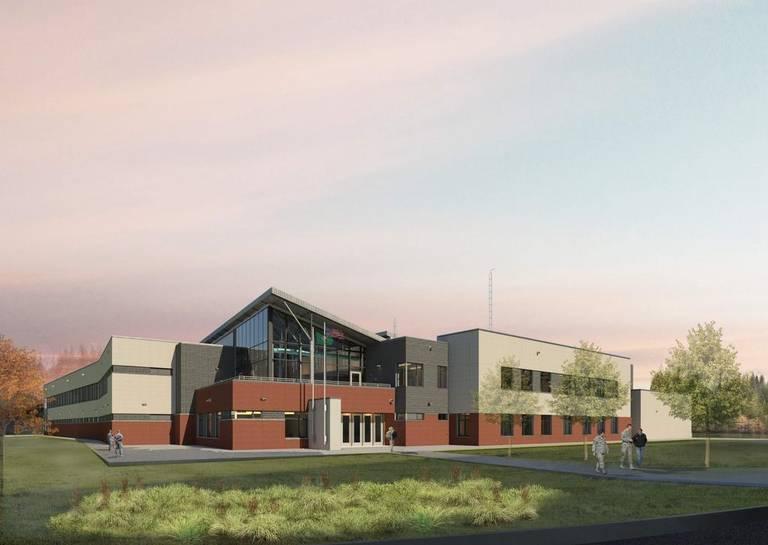 Thurston County Readiness Center
