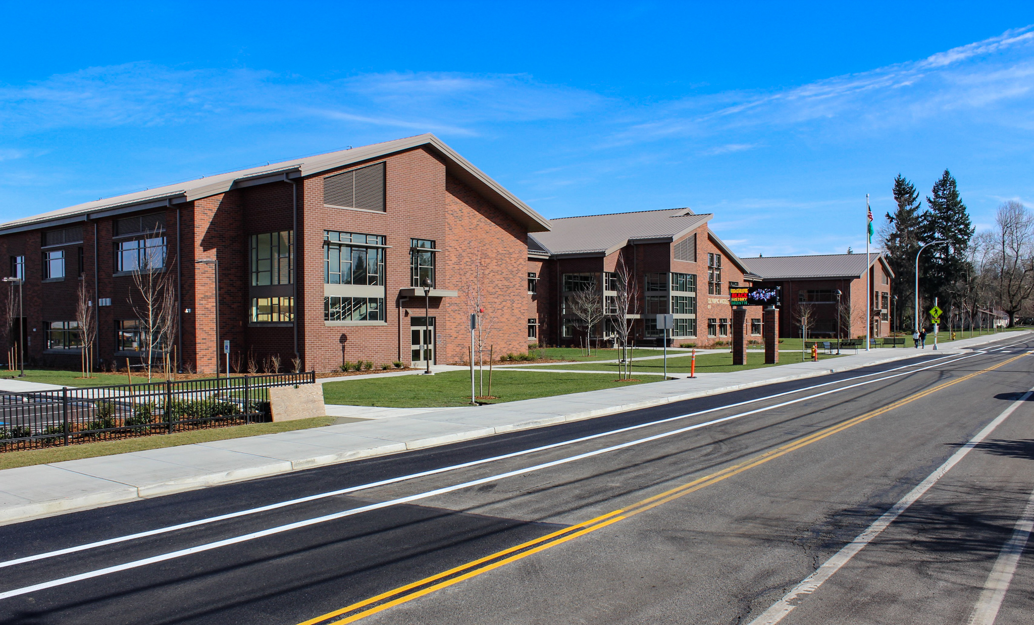 Olympic Middle School