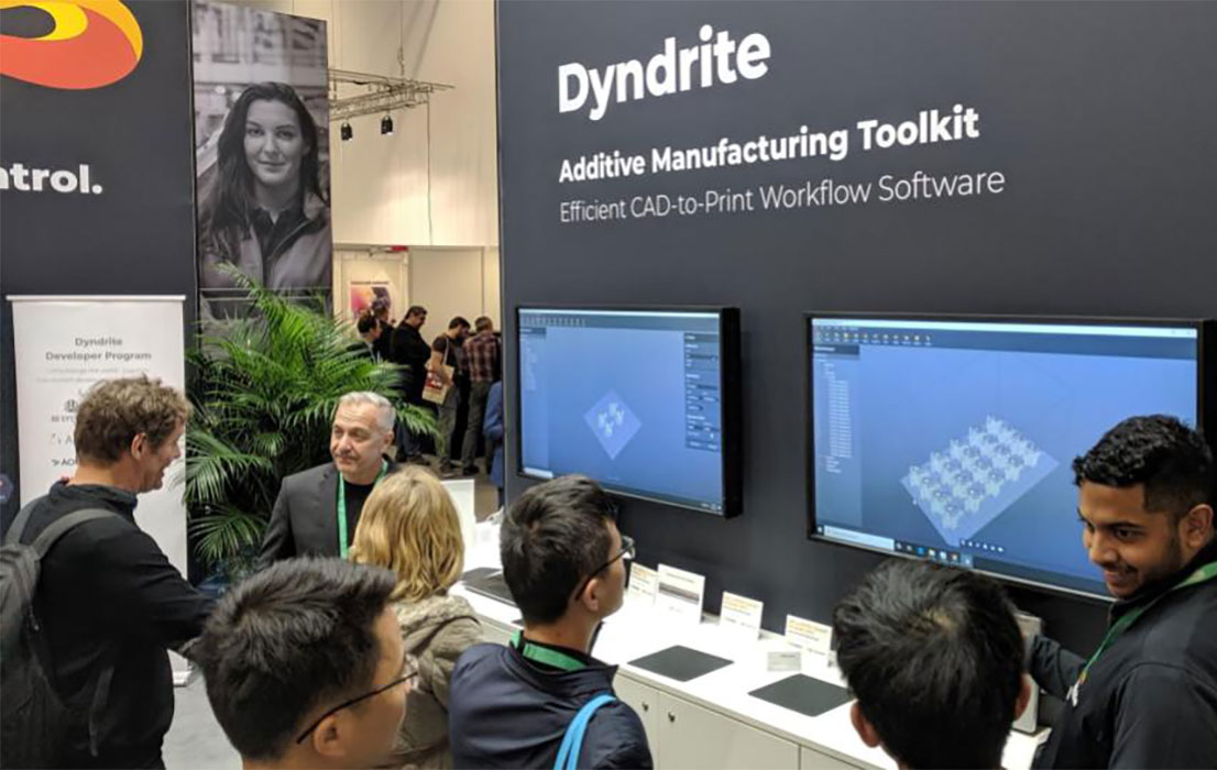 Dyndrite at Formnext 2019