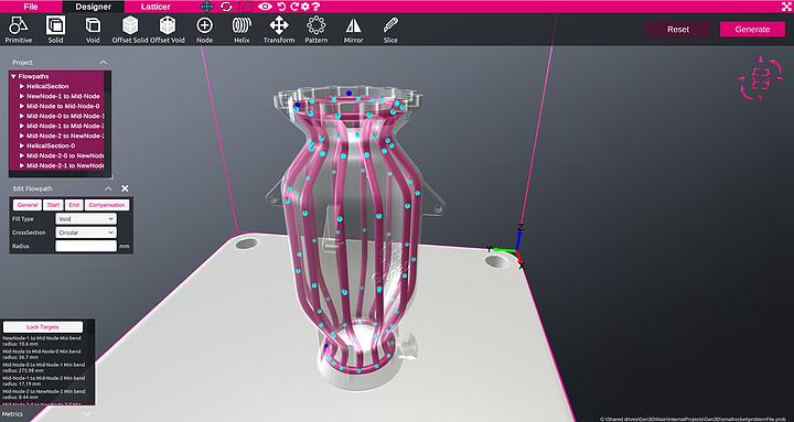 Solving design-for-additive challenges with Gen3D