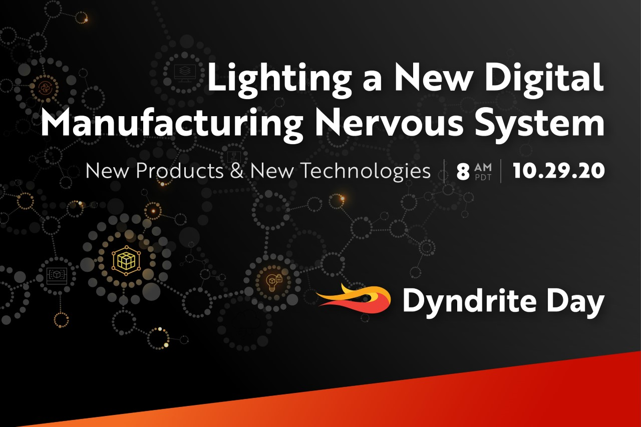 Three Key Announcements for the Additive Industry at Dyndrite Day