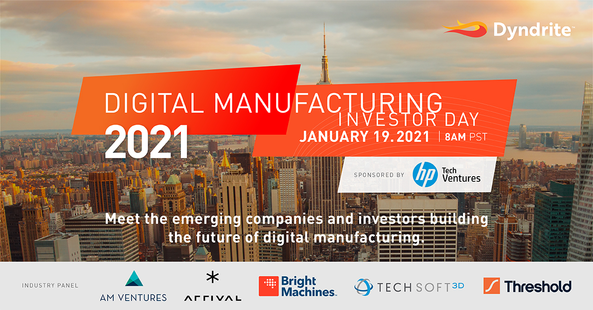 See The Emerging Companies Shaping the Future of Digital Manufacturing