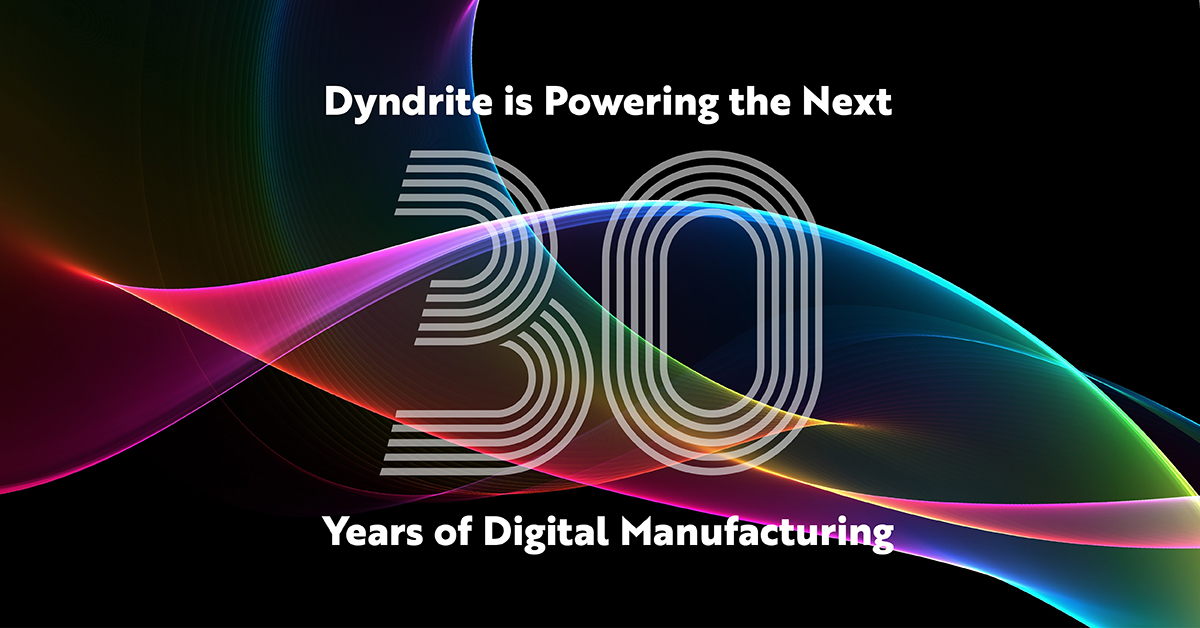 The Next 30 Years of Additive Manufacturing Will Be Defined by Production