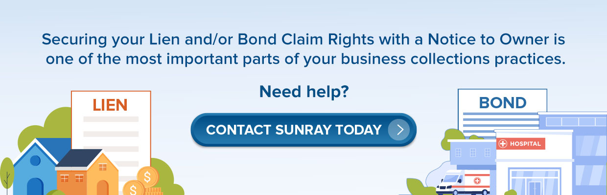 Lien and Bond Claim Rights