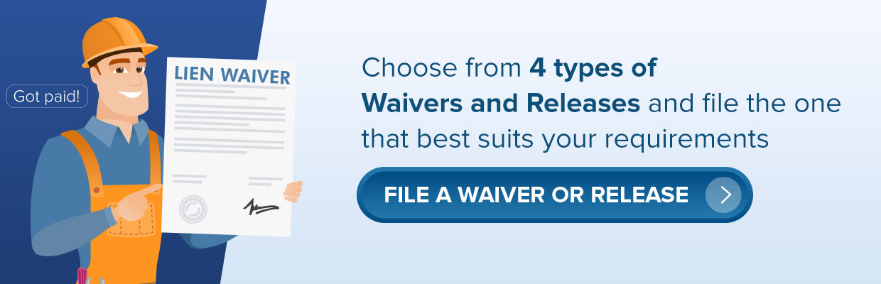Waivers and Releases