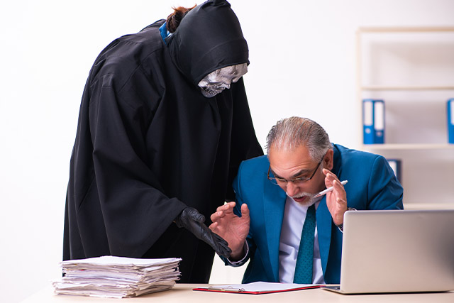 Boo! The Scariest Contract Term That's in Your Contracts (and You Don't Even Know It) - Webinar
