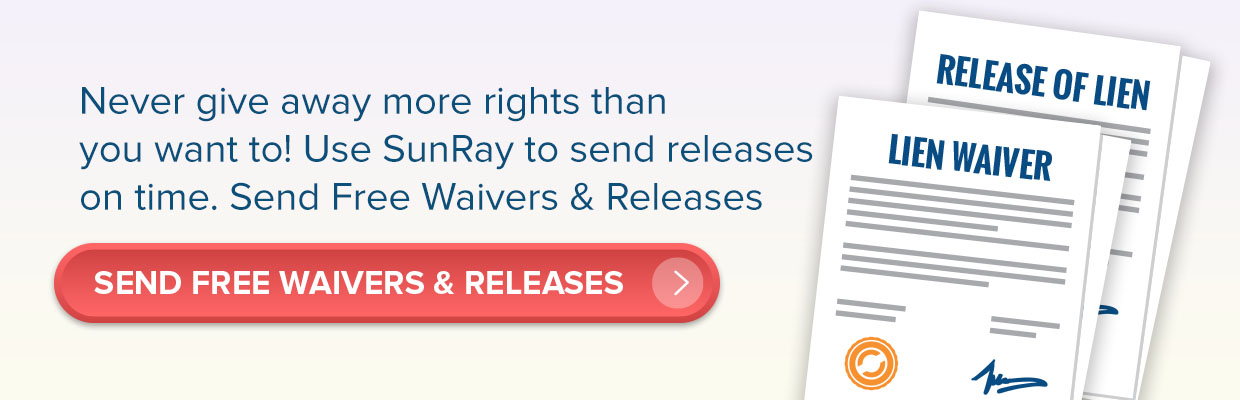 waivers & releases