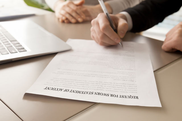What Is a Sworn Statement of Account? How Do I Respond to a Sworn Statement? - Webinar