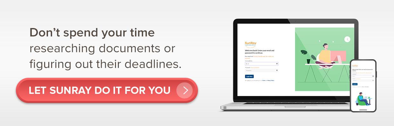 deadline documents