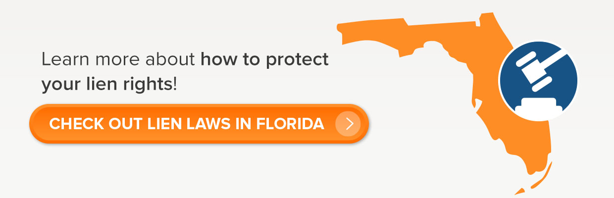 Lien Laws in Florida