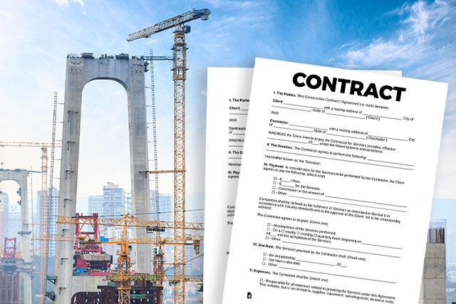 Construction Contract & Lien Basics that Will Get You Paid Faster: Part 1 - Construction Contract Basics - Webinar