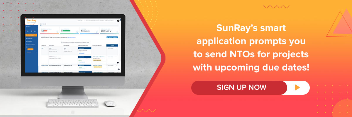 SunRay's smart application