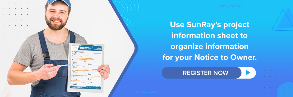 SunRays project information sheet