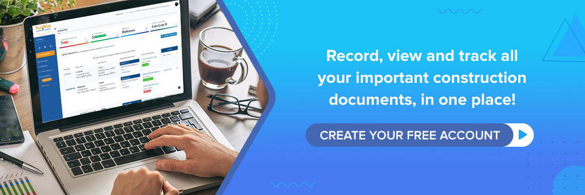 Georgia record your construction documents