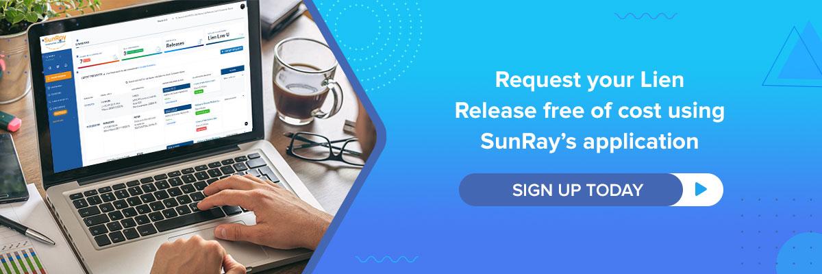 request your lien release