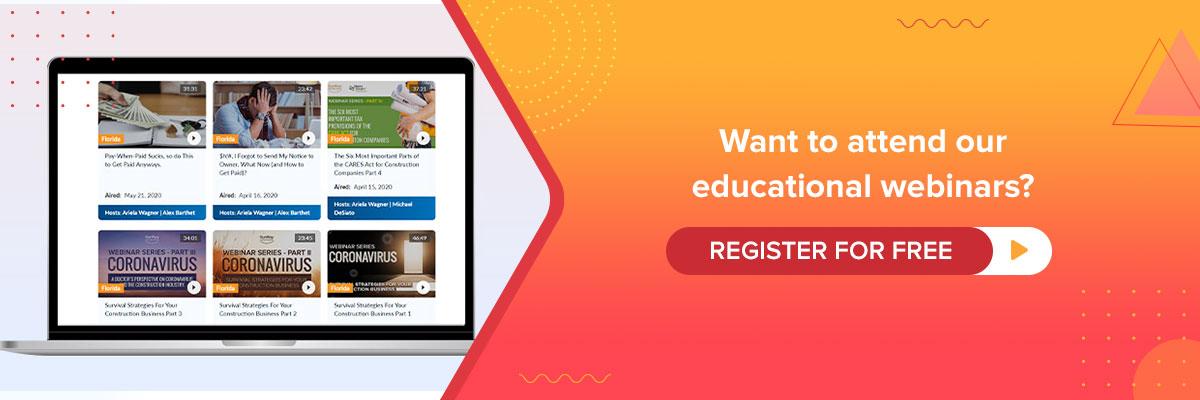 educational webinars