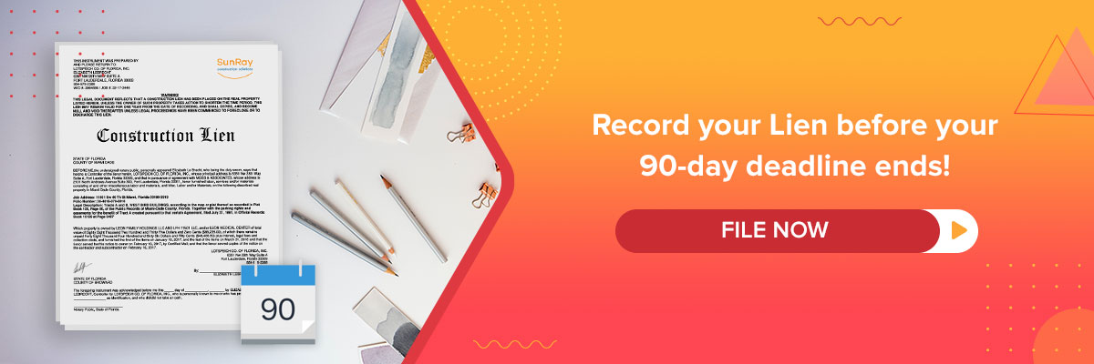 90-day deadline