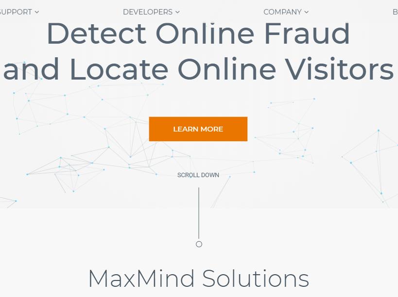 Maxmind IP API