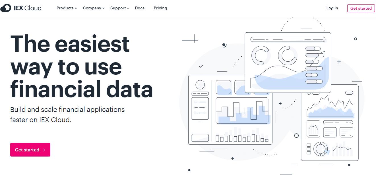 IEX Cloud market data API