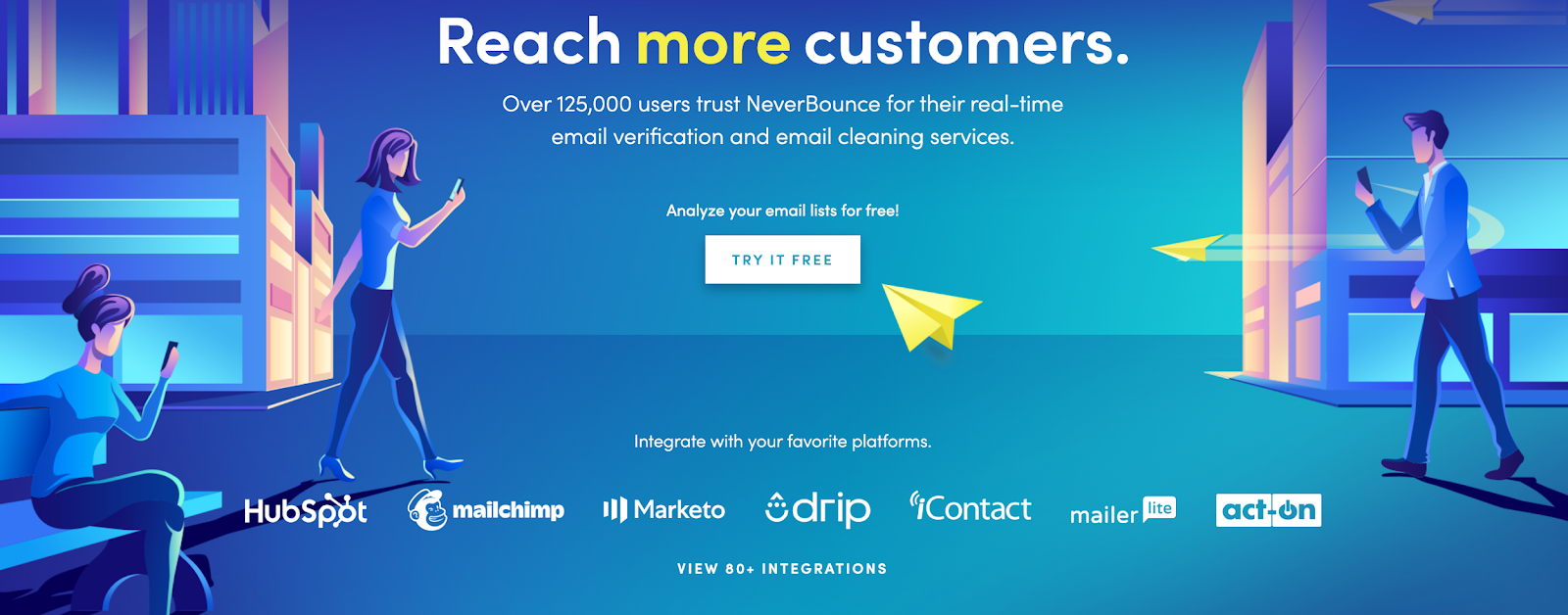 Neverbounce email verification and email cleaning services