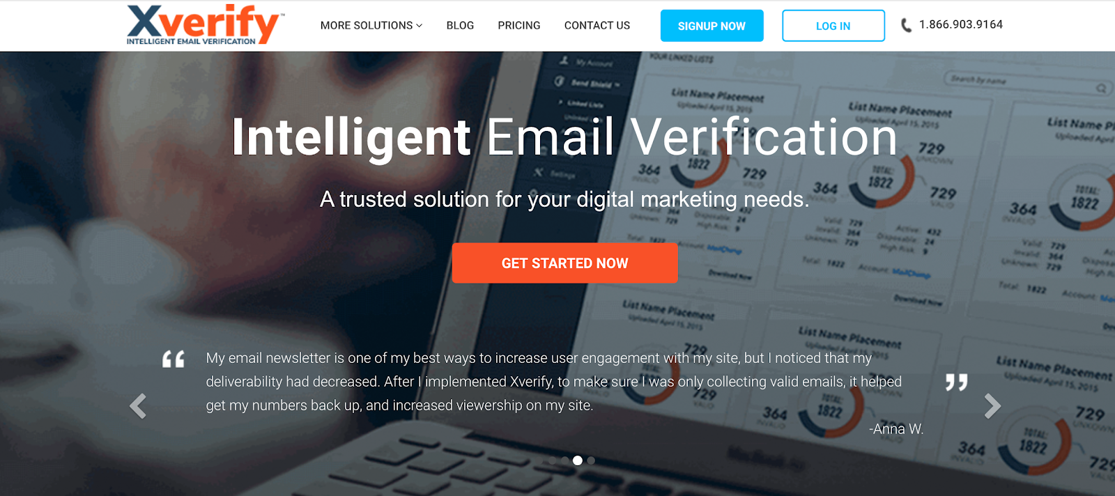 XVerify intelligent email verification