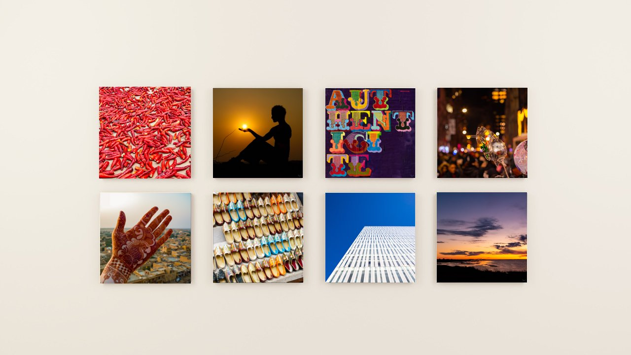 Photo-to-go | Furnish your walls