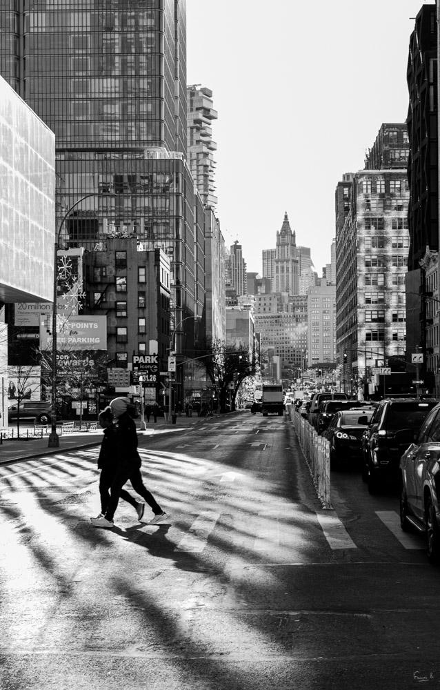Amants de New-York