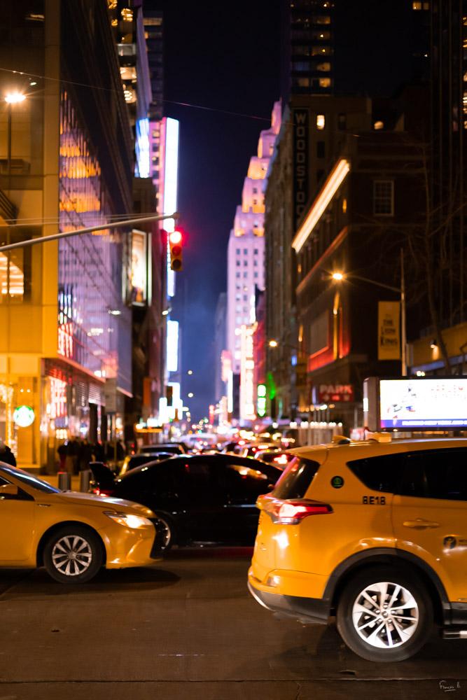 New York City Blur