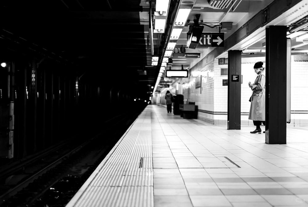 Subway Jane Doe
