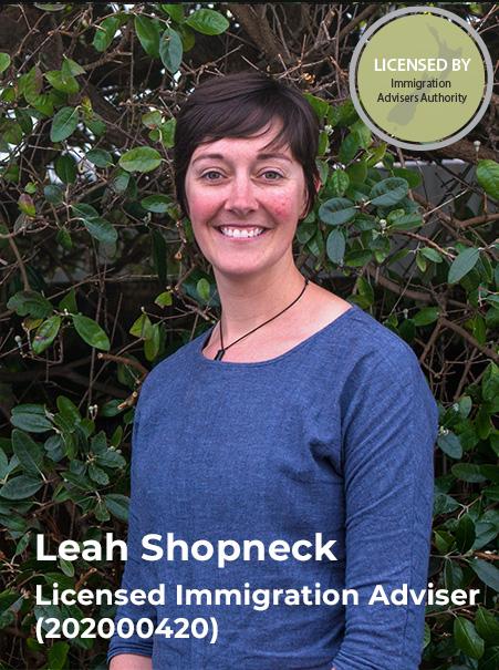 Leah Shopneck