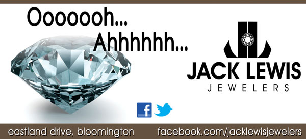 """An advertising campaign billboard from 2011 that features a  loose diamond and says """"Ooooooh. Ahhhh"""""""