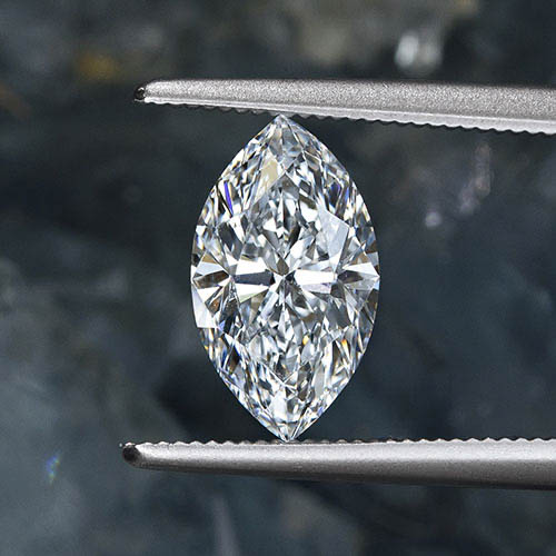 loose marquis cut diamond from Jack Lewis Jewelers in Bloomington, IL