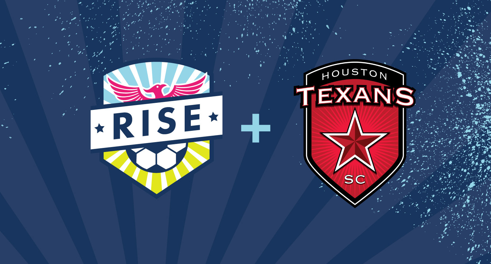 RISE and Texans SC Announce Merger