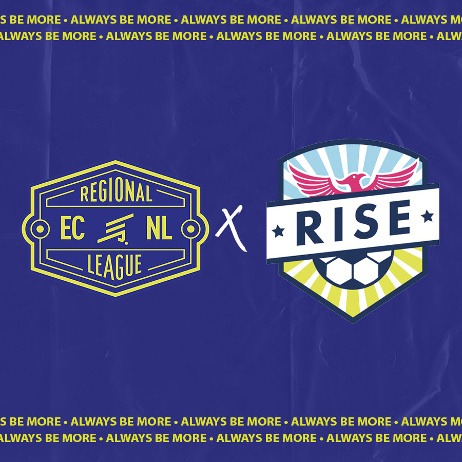 RISE JOINS NEW BOYS ECNL REGIONAL LEAGUE