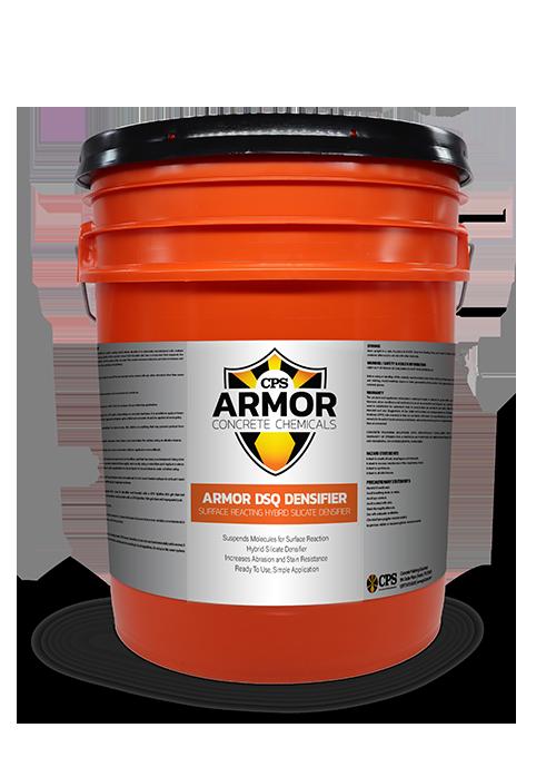 CPS Armor DSQ 5 Gallon Container