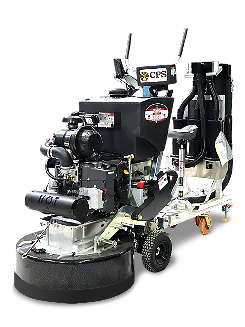 CPS Rover Propane VacPac