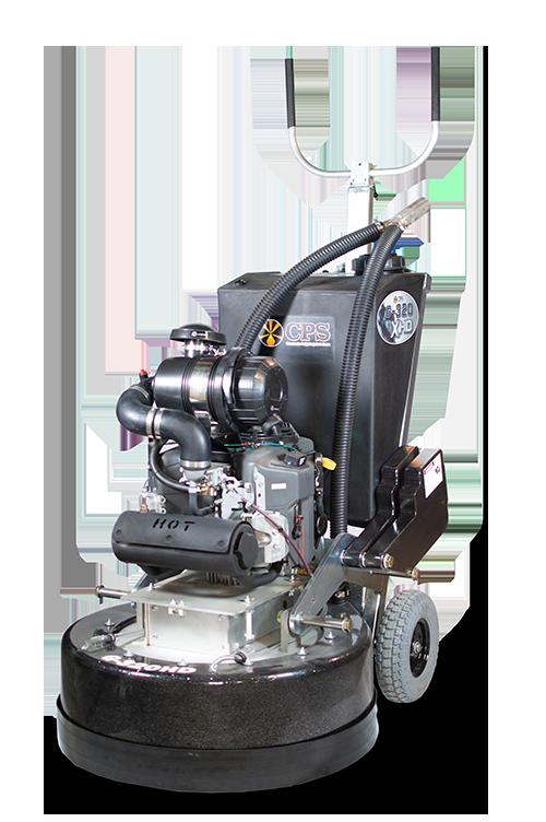 CPS G-320 XHD Propane
