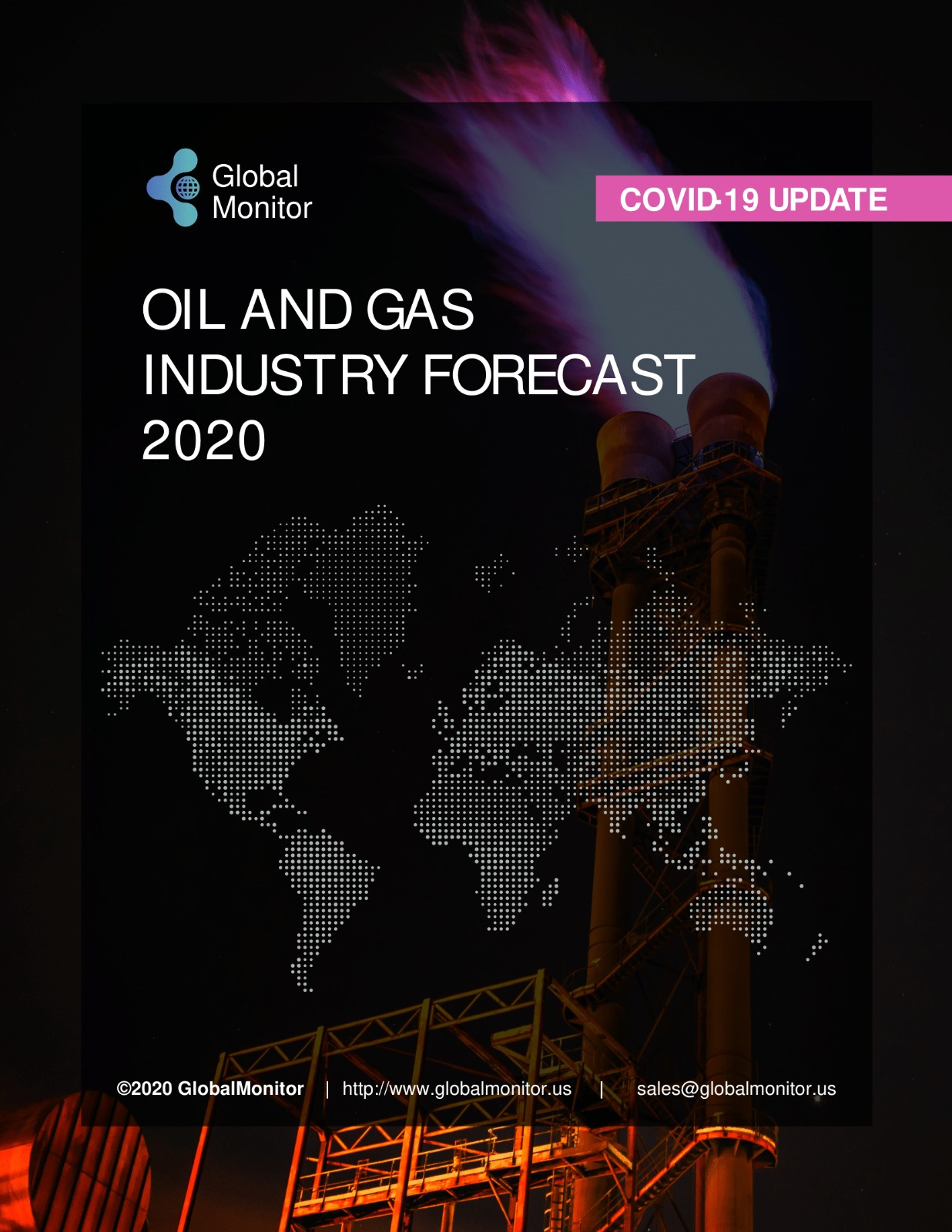 Middle East and North Africa Oil and Gas Market Report with COVID-19 impact Analysis  (2020-2025) Copy