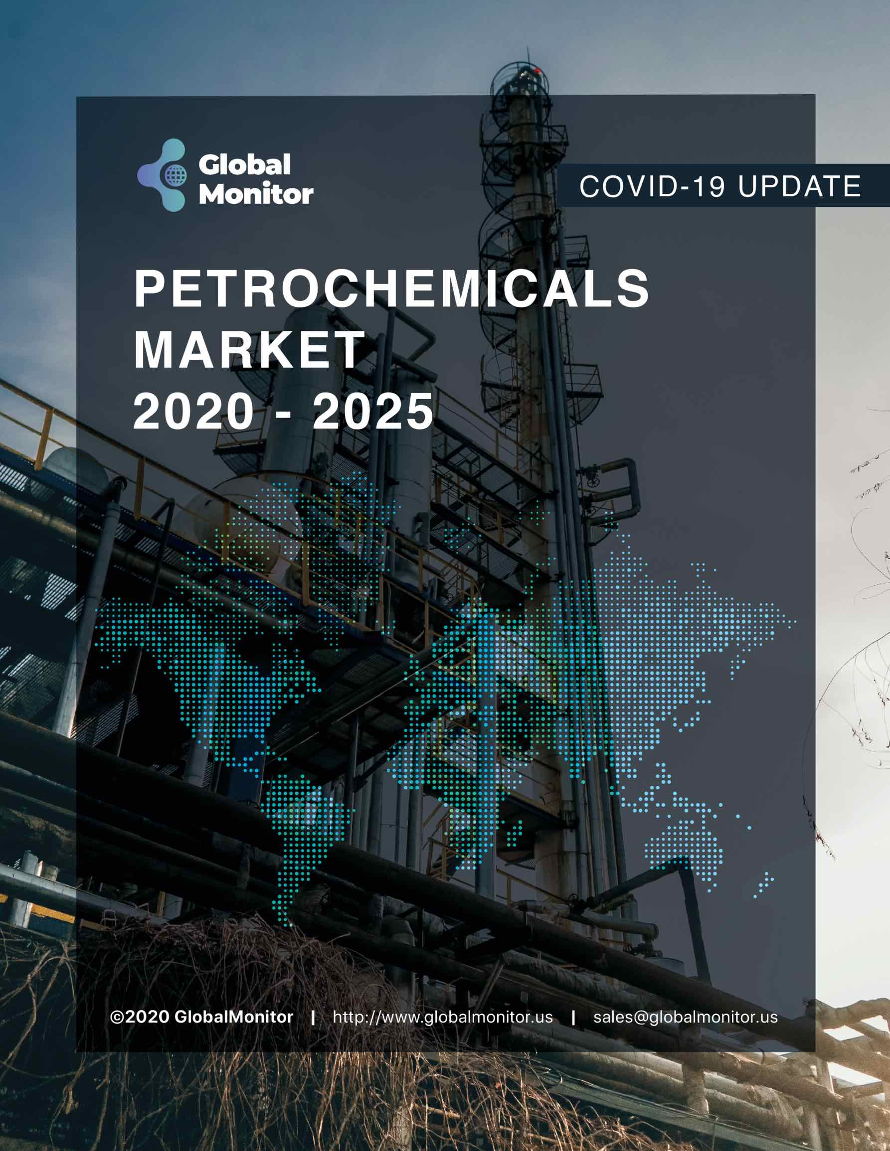 Iran Petrochemicals Market Report With COVID-19 Analysis (2020-2025)